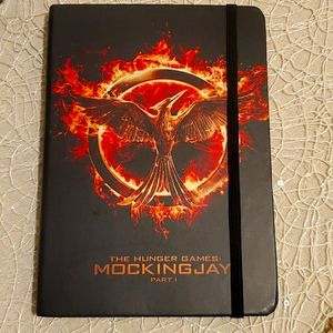 2/$15 Sale Hunger Games Journal/Notebook